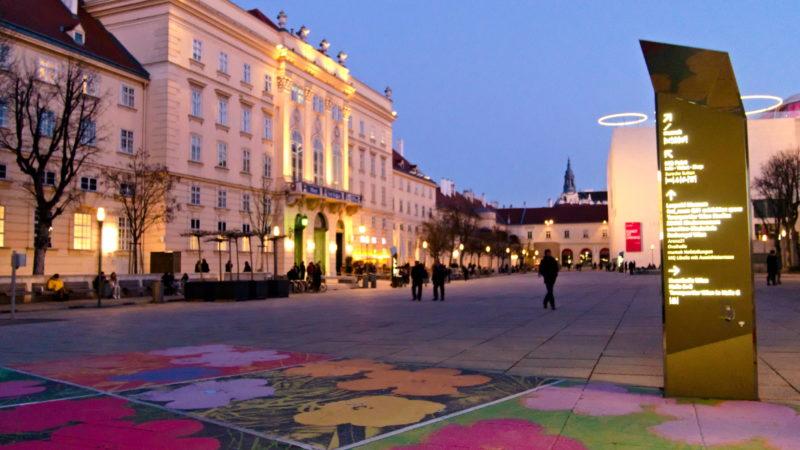 Vienne, enfin !