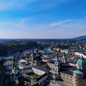 Salzburg, ou comment en prendre plein les yeux